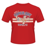 T-shirt Hong Kong Phooey NO. 1 Super Guy