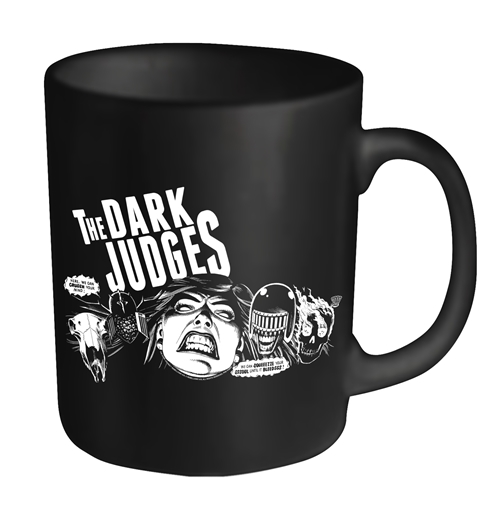 Tazza 2000AD The Dark Judges
