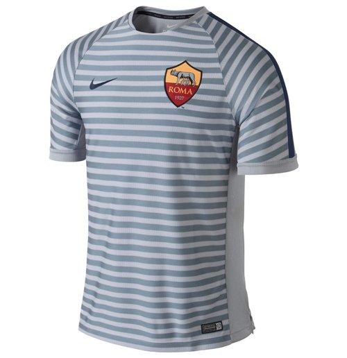 Maglia allenamento Roma 2014-2015 Nike da bambino