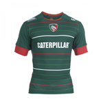 Maglia Leicester Tigers 2014-2015 Home Test Rugby