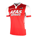 Maglia Az Alkmaar 2014-2015 Authentic Home