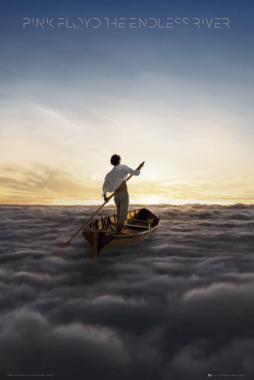 Poster Pink Floyd The Endless River