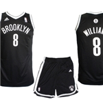 Brooklyn Nets MINI-KIT Williams
