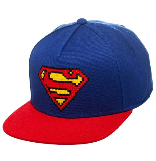 Cappellino Superman 127587