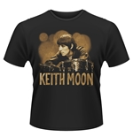 T-shirt Keith Moon Ready Steady