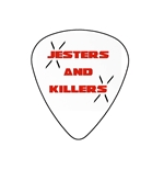 "Plettri Fender ""Medium"" (morbidi) - Jesters And Killers"
