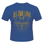 T-shirt All Time Low DOVES