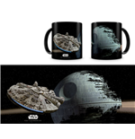 Tazza Star Wars Falcon vs. Death Star