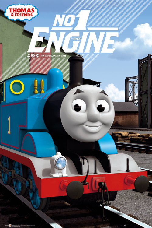Poster Thomas and Friends 128644