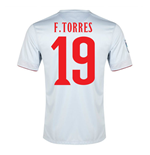 Maglia Atletico Madrid Away 2014/15 (F.Torres 19)