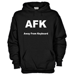 Felpa AFK Away From Keyboard
