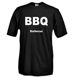 T-shirt BBQ Barbecue