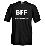 T-shirt BFF Best Friend Forever