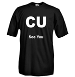 T-shirt CU See You