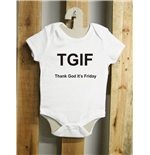 Body TGIF Thank God It's Friday