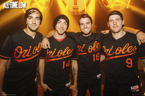 Poster All Time Low 129502
