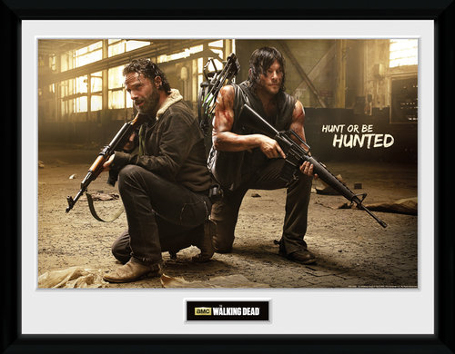 Poster The Walking Dead 129583