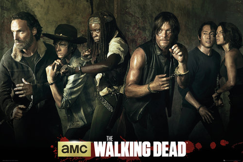 Poster The Walking Dead 129584