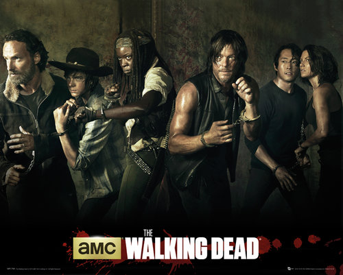 Poster The Walking Dead Stagione 5