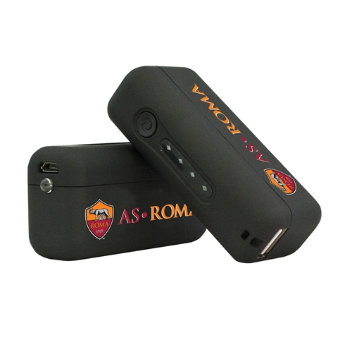 Powerbank 2600MAH Nero As Roma