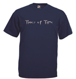 T-shirt con stampa transfer - Tides Of Time
