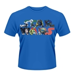 T-shirt Star Wars Comic Logo