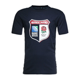 T-shirt Inghilterra rugby RWC 2015 Shield
