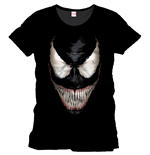 T-shirt Spider-Man Venom Smile