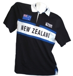 All Blacks Nuova Zelanda Polo Rugby Mondiali 2015