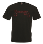 T-shirt con stampa transfer - strawberry wails