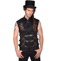 Gilet Aderlass Shelter Steampunk