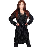 Cappotto Black Pistol Military