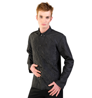 Camicia Mode wichtig Crush Satin