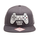 Cappellino PlayStation One Snapback Since 1994 Controller
