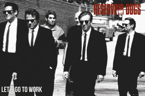Poster Reservoir Dogs 131827