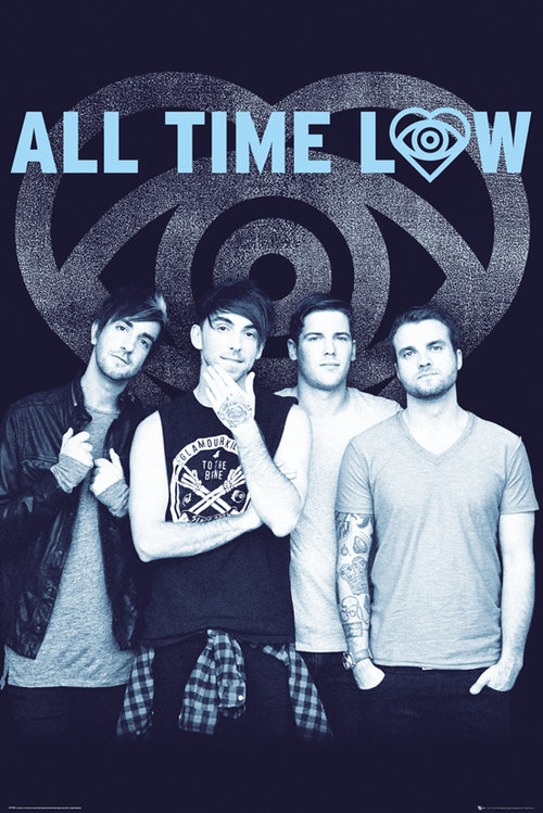 Poster All Time Low 131929