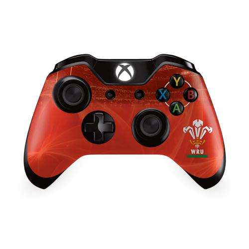 Cover Skin Controller Xbox One Galles rugby