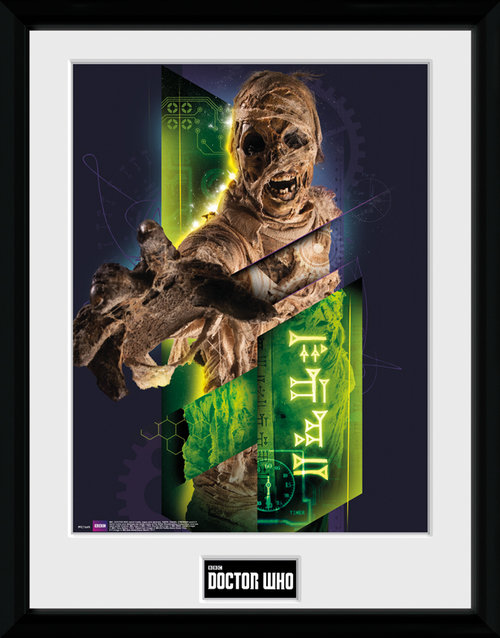 Poster Doctor Who 132385