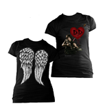 T-shirt The Walking Dead Daryl Dixon Love