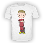 T-shirt bambino grafica CAPTAIN