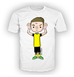 T-shirt bambino grafica HEAR