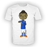 T-shirt bambino grafica MAGIC
