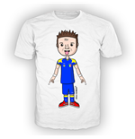 T-shirt bambino grafica TONGUE