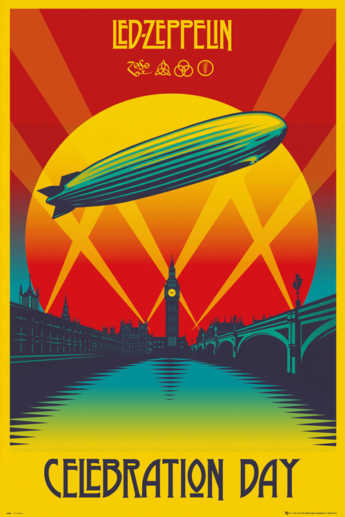 Poster Led Zeppelin 133059