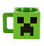 Tazza Minecraft Creeper Face