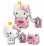 "Chiavetta USB Hello Kitty ""Princess"" 8GB"
