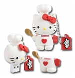 "Chiavetta USB Hello Kitty ""Kitchen"" 8GB"