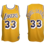 Los Angeles Lakers Canotta Hardwood Kareem ABDUL-JABBAR
