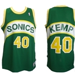 Seattle Supersonics Canotta Hardwood Classic Shawn Kemp