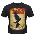 T-shirt Hollywood Undead Golden Dove